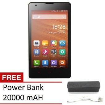 Xiaomi Redmi 1S - 8 GB - Abu-Abu + Free Powerbank 20000mAh