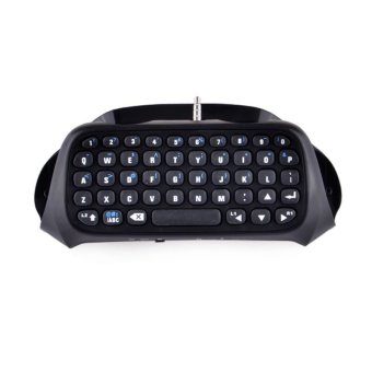 Mini Wireless Bluetooth Keyboard for Sony PlayStation 4 PS4 Controller