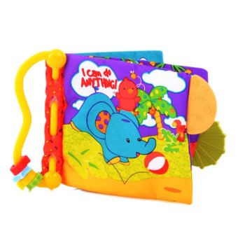 Teether Book I Can Do Anything
