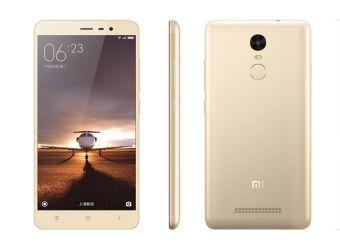 Xiaomi - Redmi Note 3 PRO 4G - 32GB - Emas