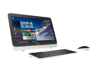 HP 20-R121D AIO PC - 2GB - Intel Core i3 - 19.45