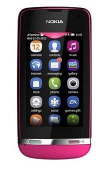 Nokia Asha 311 - 256 MB - Merah
