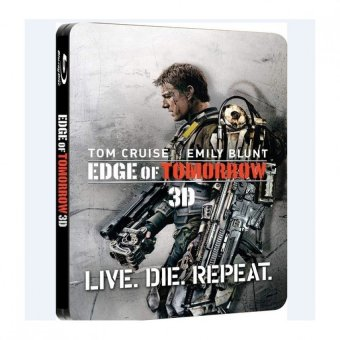 Edge Of Tomorrow 3D Steelbook (Intl)