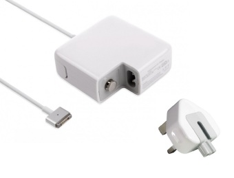 Apple MacBook A1425 Laptop AC Adapter (White) (Intl)