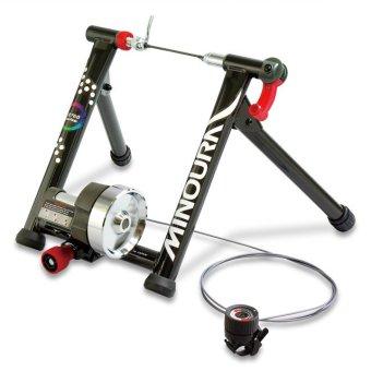 harga Minoura Trainer Stand Roller Trainer LR760 - Hitam Lazada.co.id