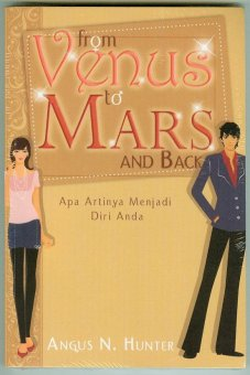 Visibook From Venus To Mars and Back