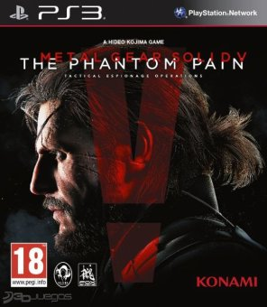 Sony PS3 Metal Gear Solid V : The Phantom Pain