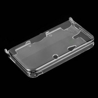 CHEER Hard Clear Crystal Guard Case Cover Protector For Nintendo 3DS 3DSXL 3DSLL - Intl
