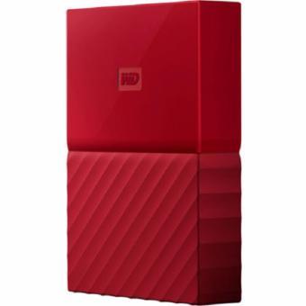 Jual WD My Passport New Portable Hard Drive 1TB - Merah Harga Termurah Rp 1100000. Beli Sekarang dan Dapatkan Diskonnya.