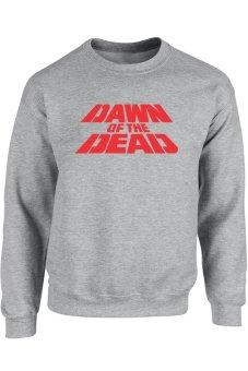 Gudangclothing Sweater Dawn Of The Dead - Abu-Abu