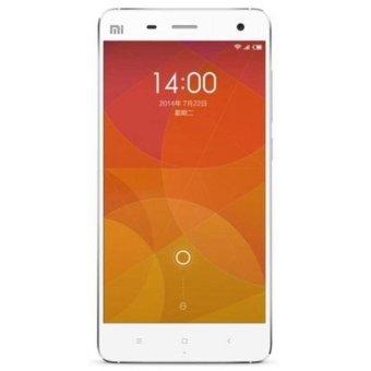 Xiaomi Mi4 4G LTE - RAM 2GB / ROM16GB - Putih