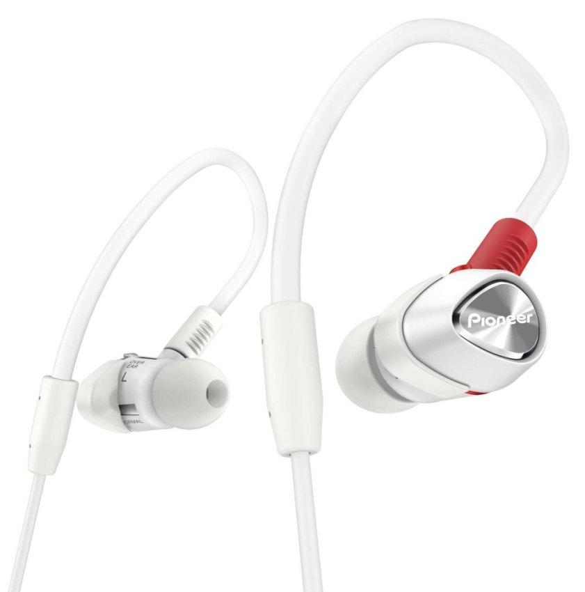 Pioneer DJ In-Ear Earphone DJE-1500-W - Putih