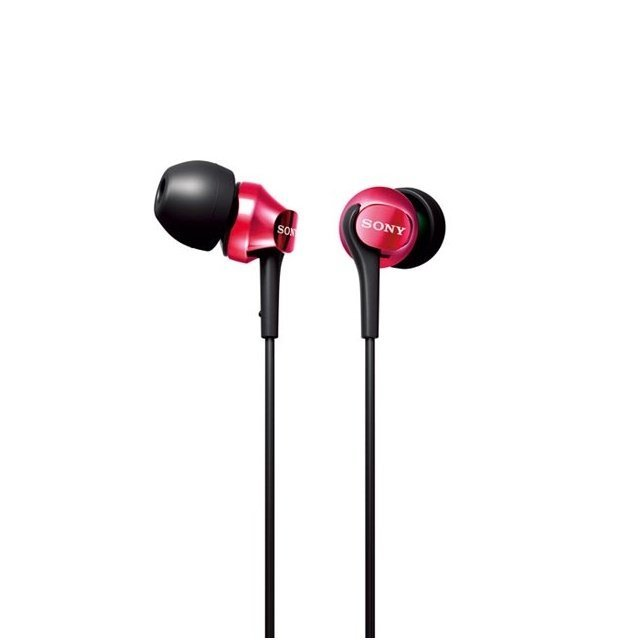harga Sony In Ear Monitor Headphone MDR-EX60LP - Red Lazada.co.id