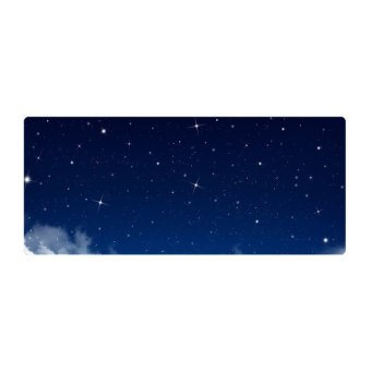 80*30*0.5cm Large Computer Gaming Mouse Mat Mousepad Easy Move (Intl)