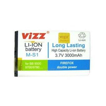 Vizz Baterai Double Power - Ms1 - Bold terpercaya