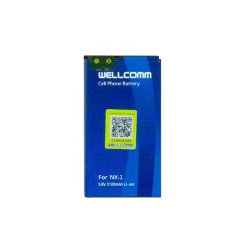 Wellcomm Baterai Double IC Blackberry NX1 untuk BB Q10 terpercaya