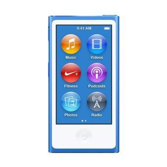 Apple iPod Nano 16GB 8th Generation - Biru