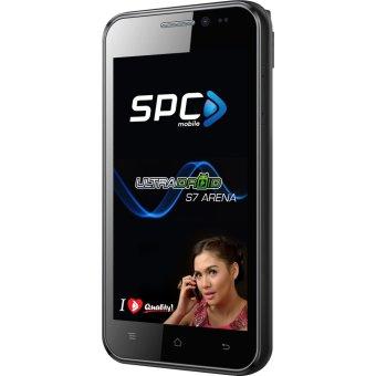 SPC Mobile Arena - Dual-On GSM - Hitam