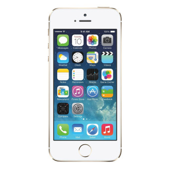 Refurbished Apple iPhone 5S 64GB - Gold - Grade A