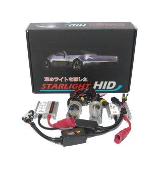 Starlight - Lampu Mobil HID Starlight AC Series Single Bulb HB4 8000K