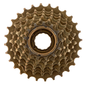 Mountain Bike Cog Freewheel (Gold) outdoor adventure (Intl)