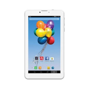 Evercoss Winner Tab S4 U70 4G LTE Tablet Putih - 8GB