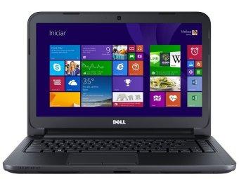 Dell Vostro 3458 - i3-4005U - 4Gb - 500Gb - HD Graphics 4400 - Windows 7 Pro - 14