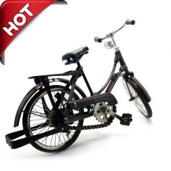 harga Miniatur Sepeda Ontel Wanita (Sepeda Onthel, Sepeda Klasik, Pajangan Sepeda, Hiasan Dekorasi Rumah, Sepeda Logam) Lazada.co.id