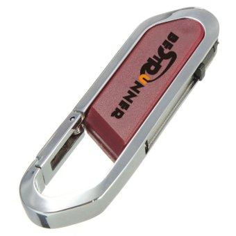 32GB Metal Swivel Key Chain USB 2.0 Memory Flash Stick Pen - Intl