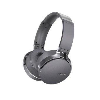 Sony Premium Headphones MDR-XB950BT - Abu Abu
