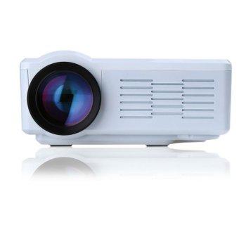 Portable LED BL35 800 Lumen Full HD 1080P Home Theater Cinema Projector White (Intl)