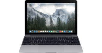 Apple New Macbook MJY42 Early 2015 - 8GB RAM - Intel - SSD 512GB - 12 inch - Space Gray