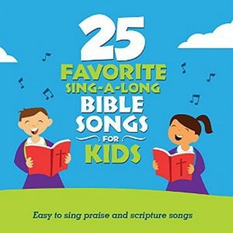 Insight Unlimited CD Various Artists 25 Favorite Sing-a-long Bible Song for Kids