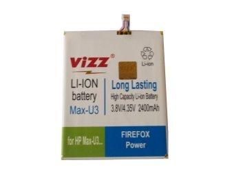 Vizz Baterai Smartfren Andromax U3 Double Power 2400mAh terpercaya