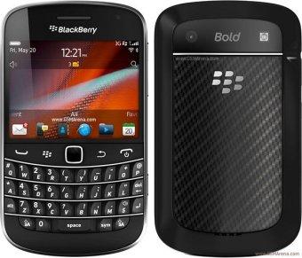 Blackberry 9900 Dakota - 768MB - Hitam