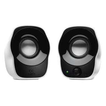 Logitech Z 120 Speaker - Hitam