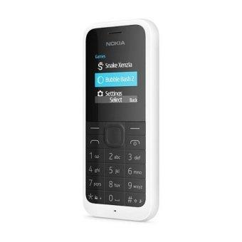 Nokia Microsoft 105 (2015) - Putih