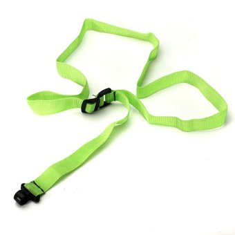 Adjustable Nylon Ukulele Strap with Hook For Ukulele Guitar Mandolin Instrument Green (Intl)