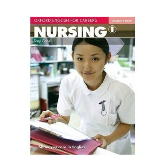 Oxford University Press-English for Careers - Nursing 1Student's Book