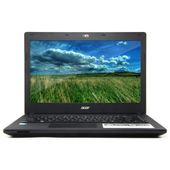 Acer - ES1 431-C1PS - 14'' - Intel Celeron N3050 - 2GB - Hitam