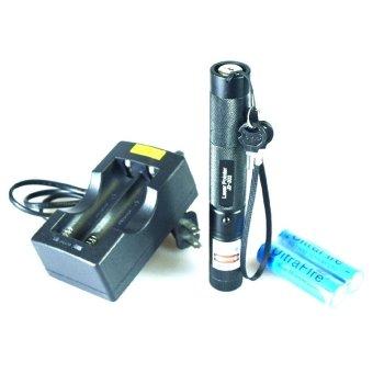 Briday 303 Green Laser Pointer Stong Laser Pen (Black )(INTL)