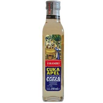 La Rambla Cuka Apel 250 ml