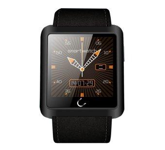 U10L Bluetooth Smart Watch U Smartwatch (black) (Intl)