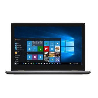 Dell Inspiron 15-7568 - Intel Core i7-6500 - 8GB RAM - Windows 10 - Hitam
