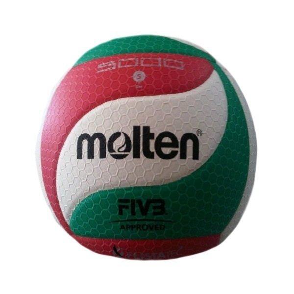 Molten Bola Voli V5M 5000-Putih Hijau