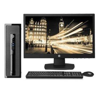 HP Prodesk 400G2 SFF - Intel Core i3-4160 - RAM 4GB - 18.5