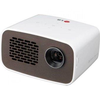 LG Projector PH300 - Putih-Cokelat - Khusus Area Medan