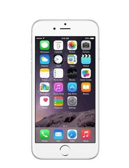 Apple iPhone 6 - 128GB - Silver