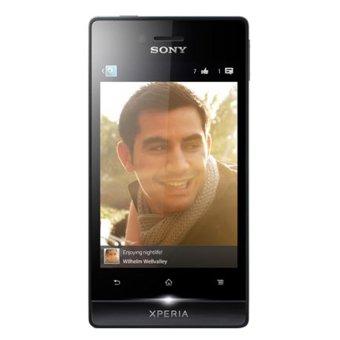 Sony Xperia Miro ST23i - Hitam