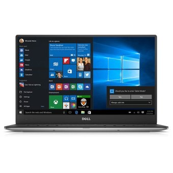 Dell XPS 13 - Intel Core i7-6560 - 8GB RAM - Windows 10 - TouchScreen - 13.3 - Silver
